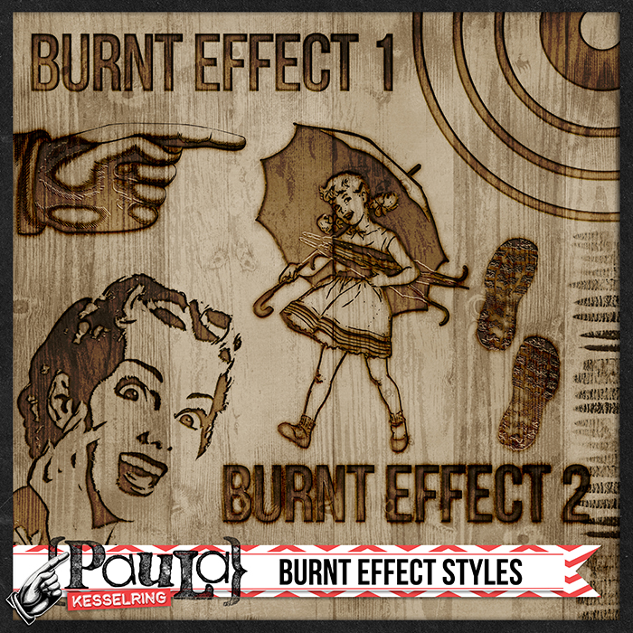 Burnt Effects