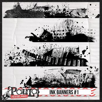 Ink Banners #1