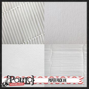Paper Pack #4 {CU or PU}
