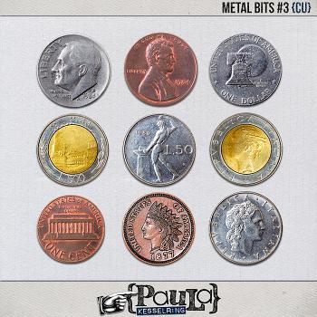 Metal Bits #3 {CU}
