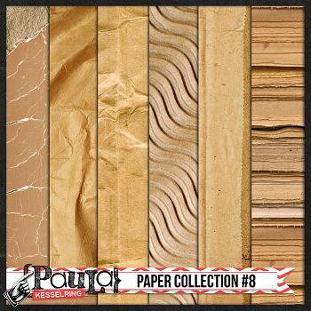 Paper Collection #8 {CU or PU}