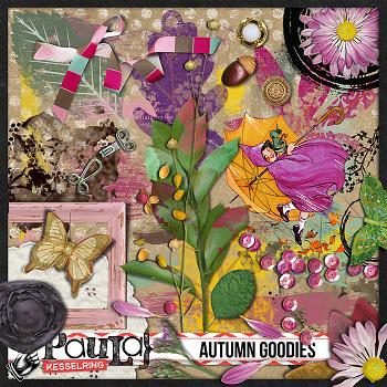 Autumn Goodies {Elements}