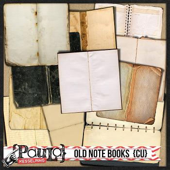 Old NoteBooks  {CU}
