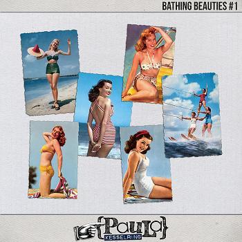 Bathing Beauties #1 {CU}