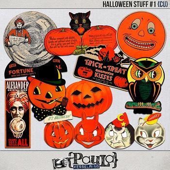 Halloween Stuff #1 {CU}