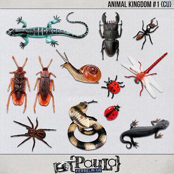 Animal Kingdom #1 {CU}