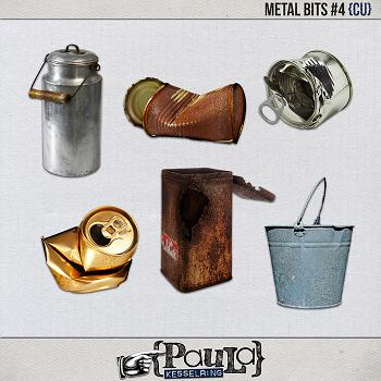 Metal Bits #4 {CU}