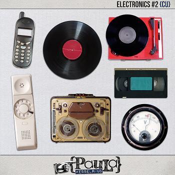 Electronics #2 {CU}