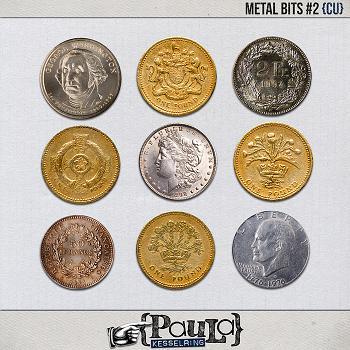 Metal Bits #2 {CU}